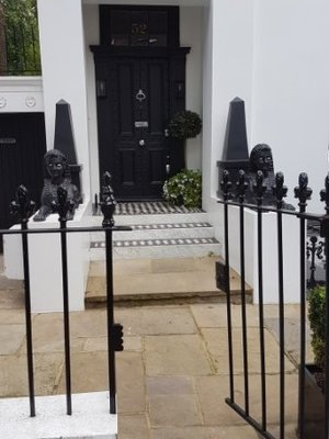 Islington - terrace house in Richmond Avenue