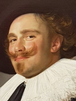 Marylebone - Wallace Collection - 'The Laughing Cavalier' by Frans Hals