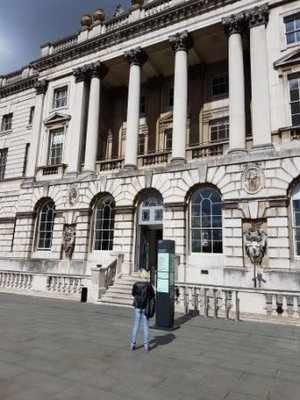 Westminster - Jeni at Somerset House 1776