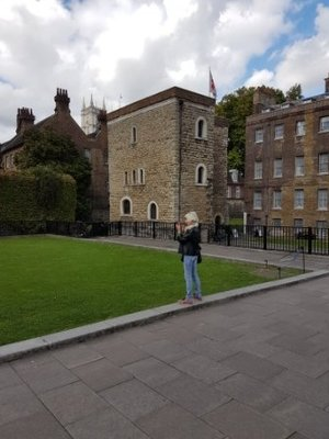 Westminster - Jeni the Jewel Tower 1365