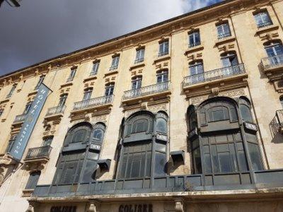 Carcassonne -Art Deco Cinema