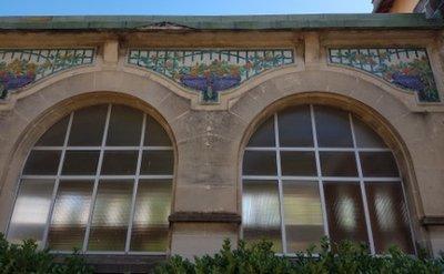 Carcassonne - Art Deco School (2)