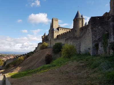 Carcassonne -Cite Medievale (7)