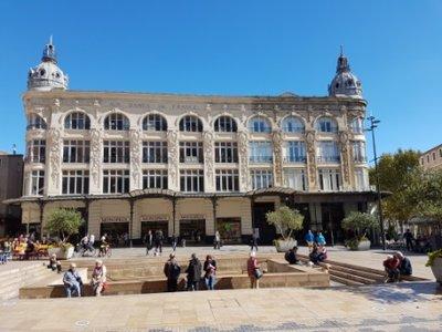 Carcassonne -Monoprix Building