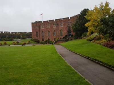Shrewsbury - The Castle (2)