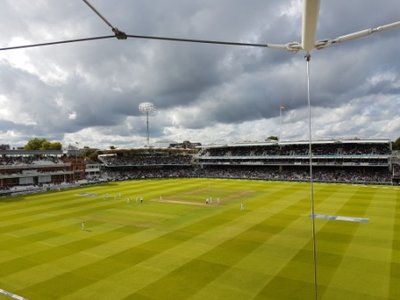 St John's Wood - Lord's Cricket Ground - in the sun