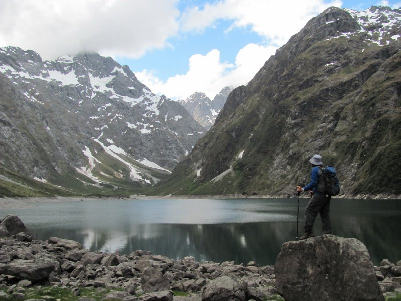 Beloved lake marian