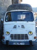 Bugarach hippymobile