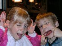 Delightful Caleb and Hannah