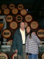 Guiness Brewery - an amazing exhibition