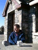 John, most gracious, humurous personal tour guide