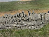 Penny walls - thus called as the folk who built them during the famine years were paid a penny a day - times were hard