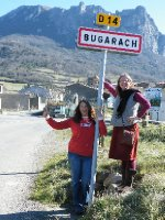 YES!! I made it to Bugarach!