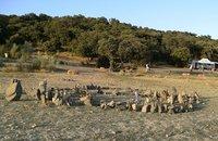 Stonehenge a la Boom!