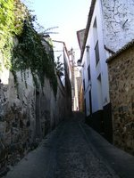 Charming cobbled streets