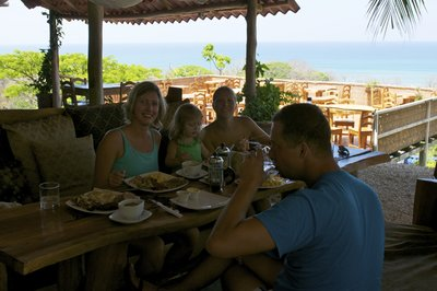 Breakfast at Las Brisas del Mar