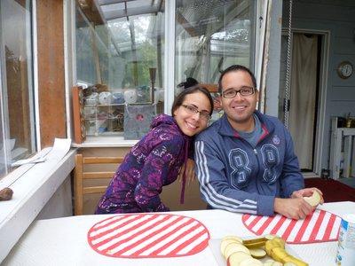 Katherine and José- Fellow WWOOFers