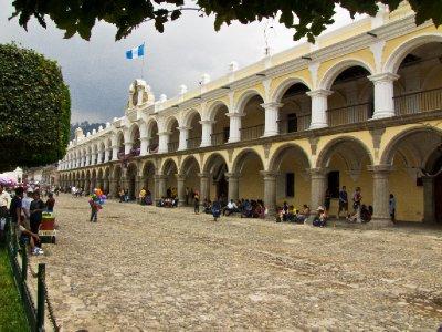 Antigua, Guatemala - The Main Plaza