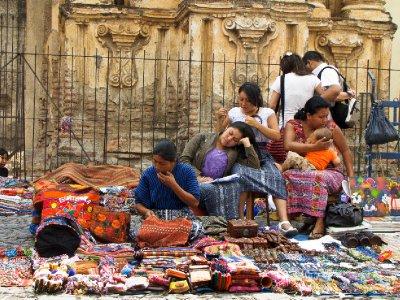 Antigua, Guatemala - Local Markets