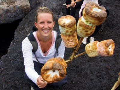 Antigua, Guatemala - Toasted Marshmallows