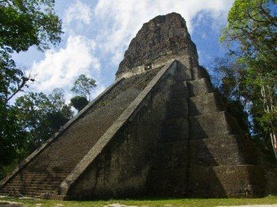 Tikal, Guatemala - Templo V