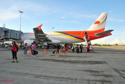 Iloilo City airport