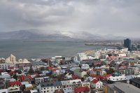 Rooftops of Reykjavik