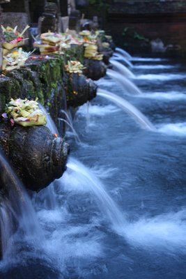 Tirta Empul Holy Springs