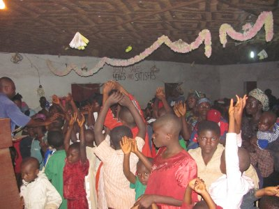 Crusade at Full Gospel church