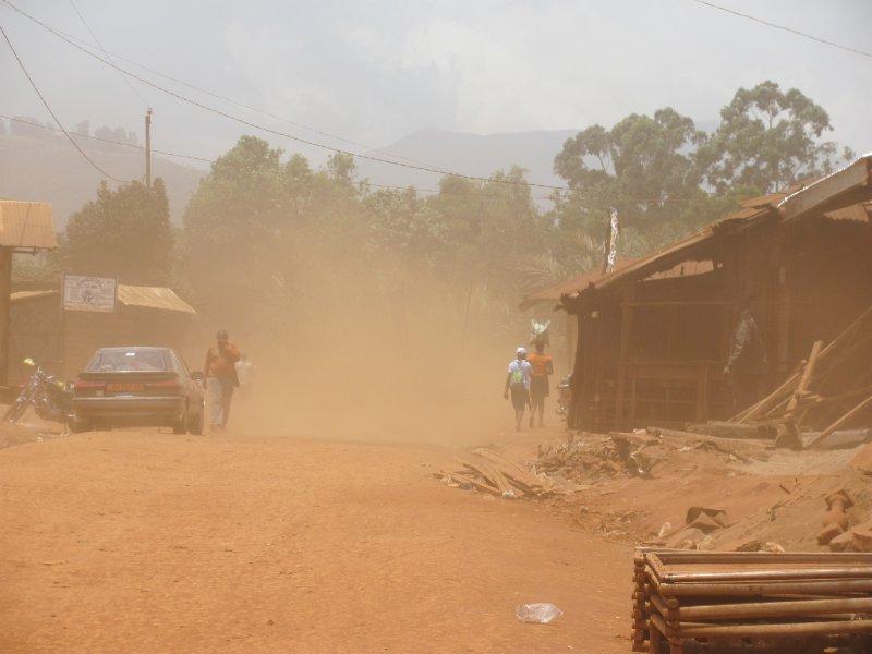Dust in the Market