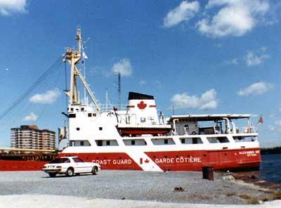 Beerman vs. the Coast Guard by Beerman