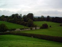View from New Grange