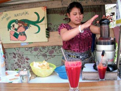 Juice Lady!!