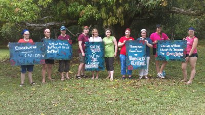 International Tourism Study Tour of Belize - Day 6