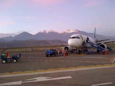 NSCC in Arequipa, Peru