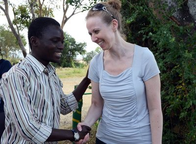 Read All About It in Tanzania - Andrea's Blog