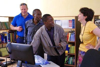 Tanzania 2012 - Christina's Blog 2