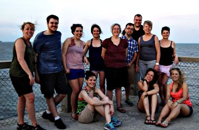 ISLP  Belize 2013, group pic 1