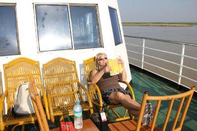 boat to bagan