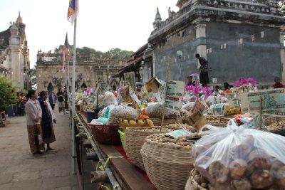 offering for monks