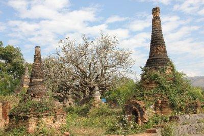 ruins at San Kar