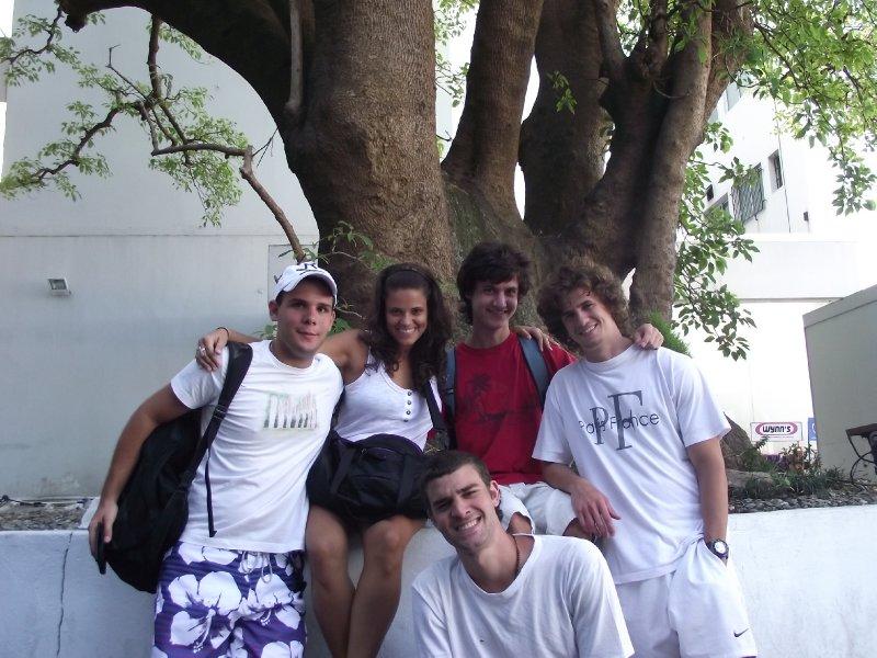 Nossos amigos de Rosario, Argentina