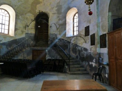 The Birthplace of Jesus on his Birthday
