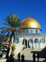 The Dome of the Rock, Jerusalem