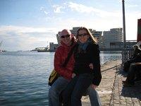Me & John in Barcelona