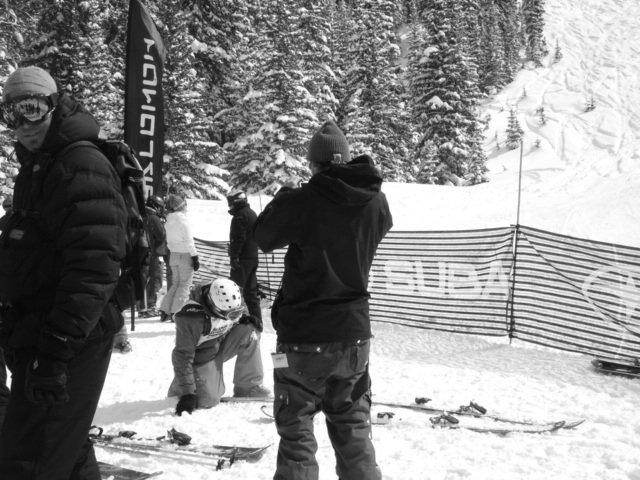 Extreme Ski Comp, Taos