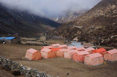 WE permanent tents