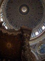 two ceilings ..