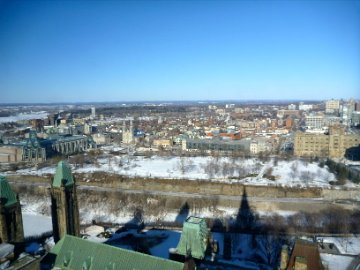 Eastward view of Ottawa 2