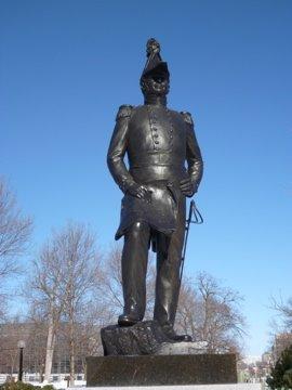 John By statue